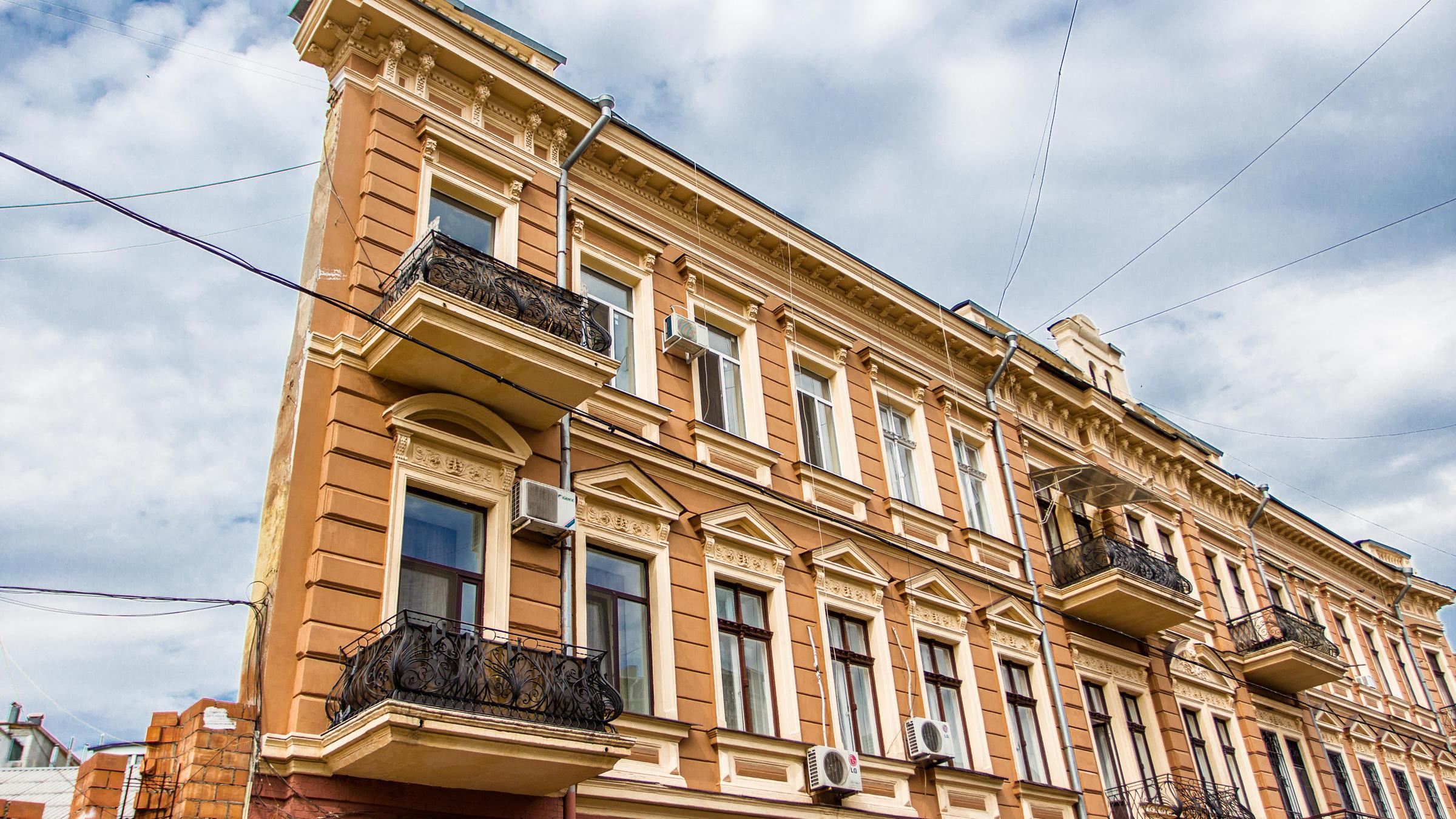 Flat House in Odessa Ukraine