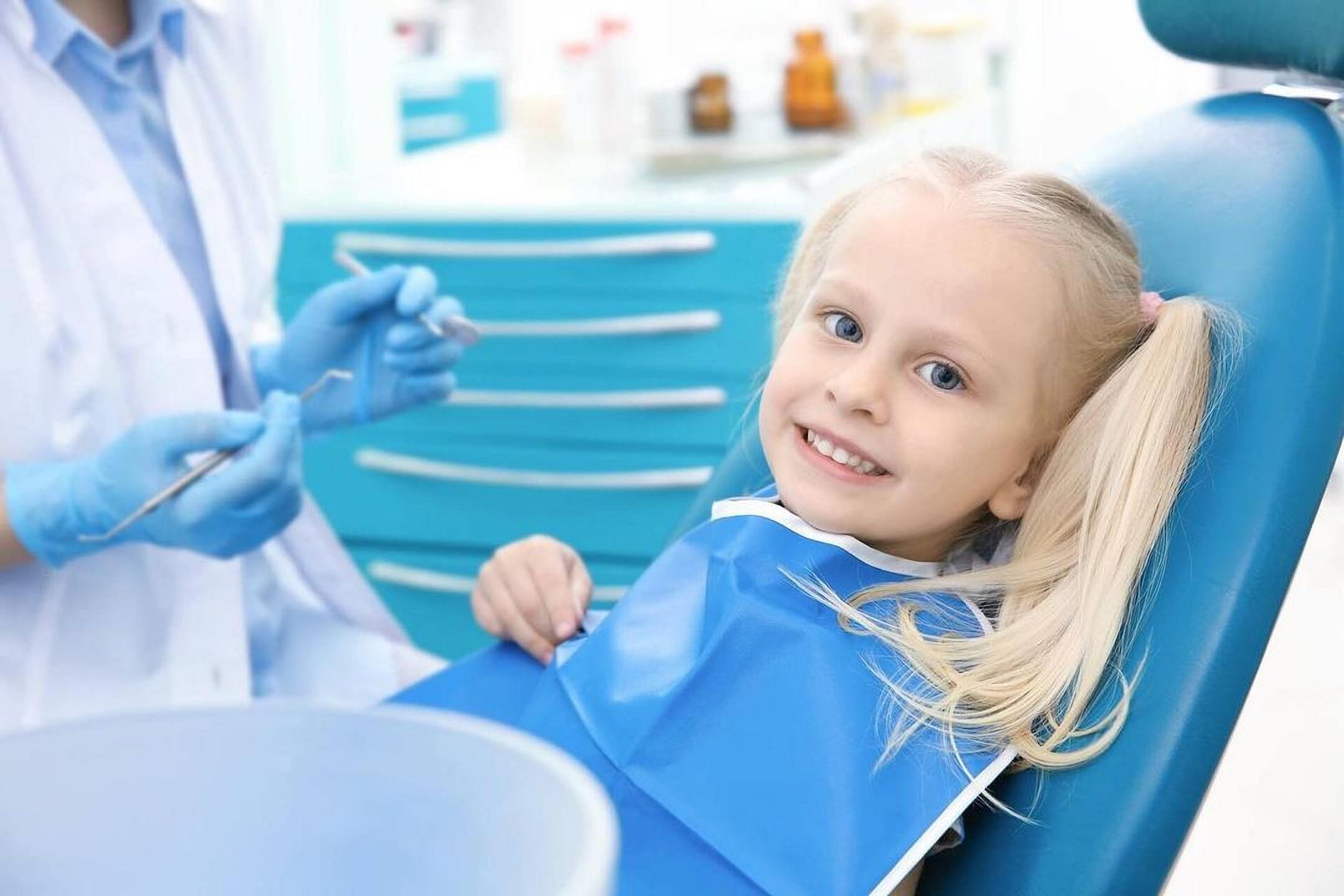 Treatment of children in the dental clinic Your Dentist in Odessa Ukraine