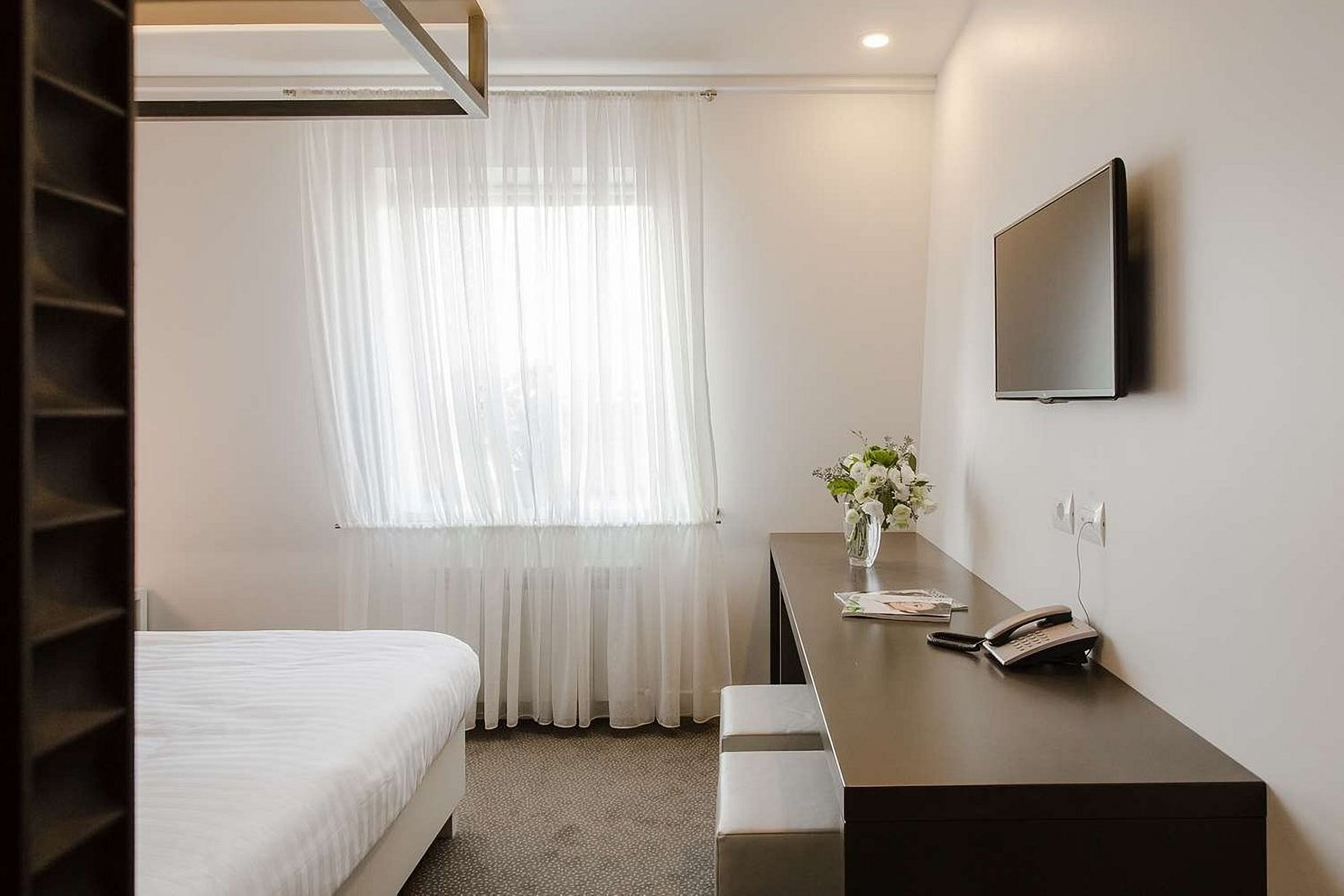 Standard Room Interior at UNO Design Hotel Odessa