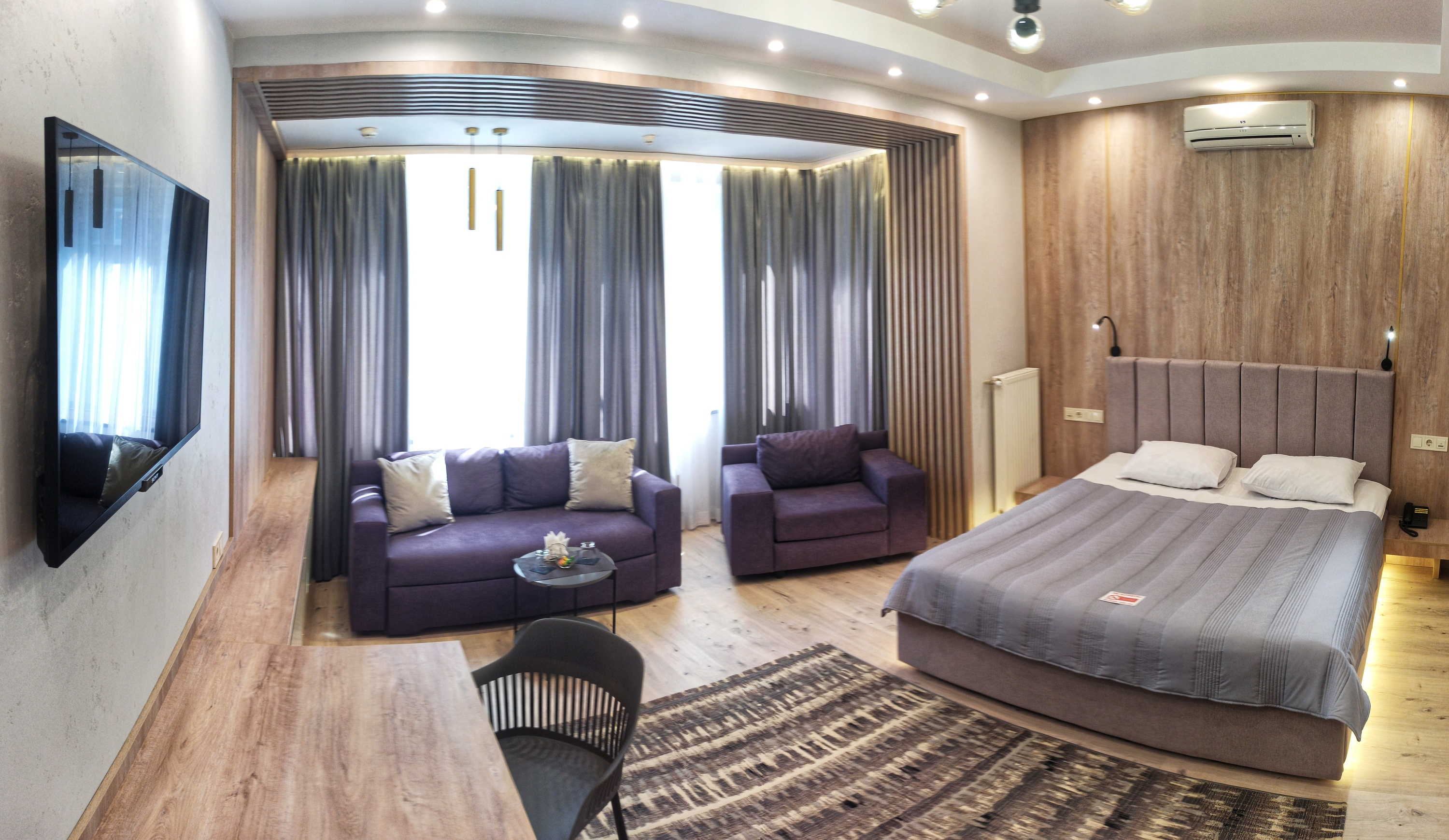 The suite at the Hotel Viva