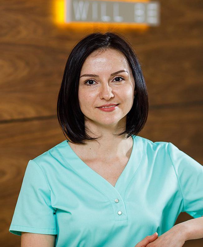 Omelchenko Marina Igorevna
