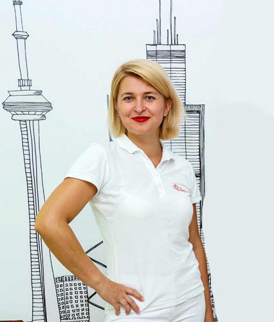 Tenyaeva Anna Vasilyevna