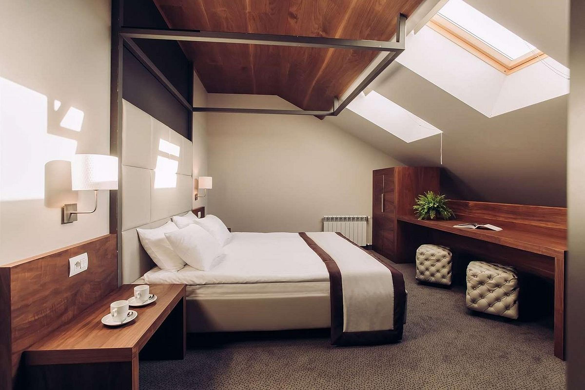 Large suite at UNO Design Hotel Odessa Ukraine