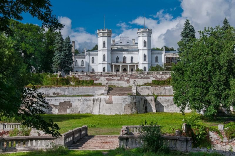 Sharovsky palace in Kharkov