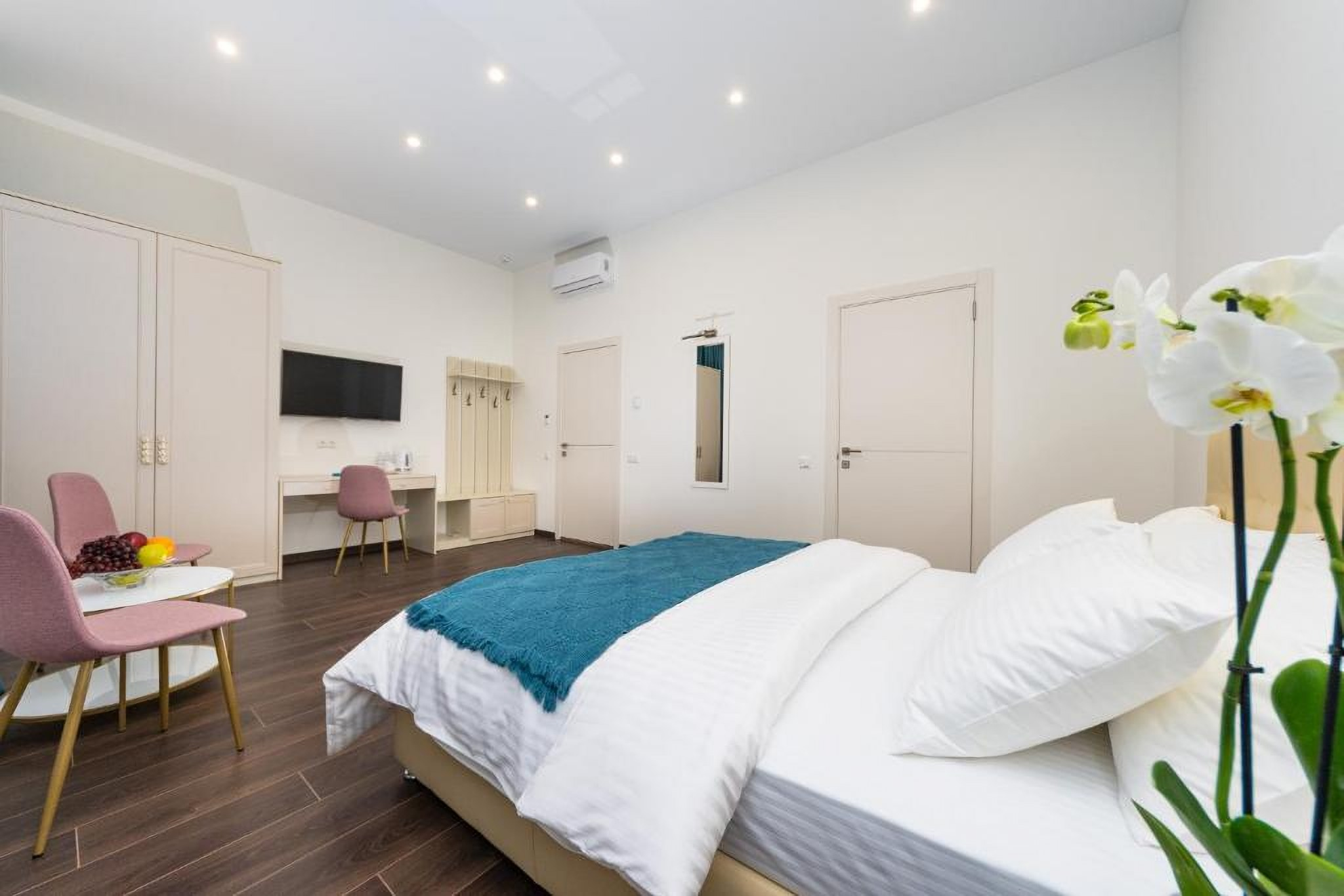 A room in Kiev Story Hotel
