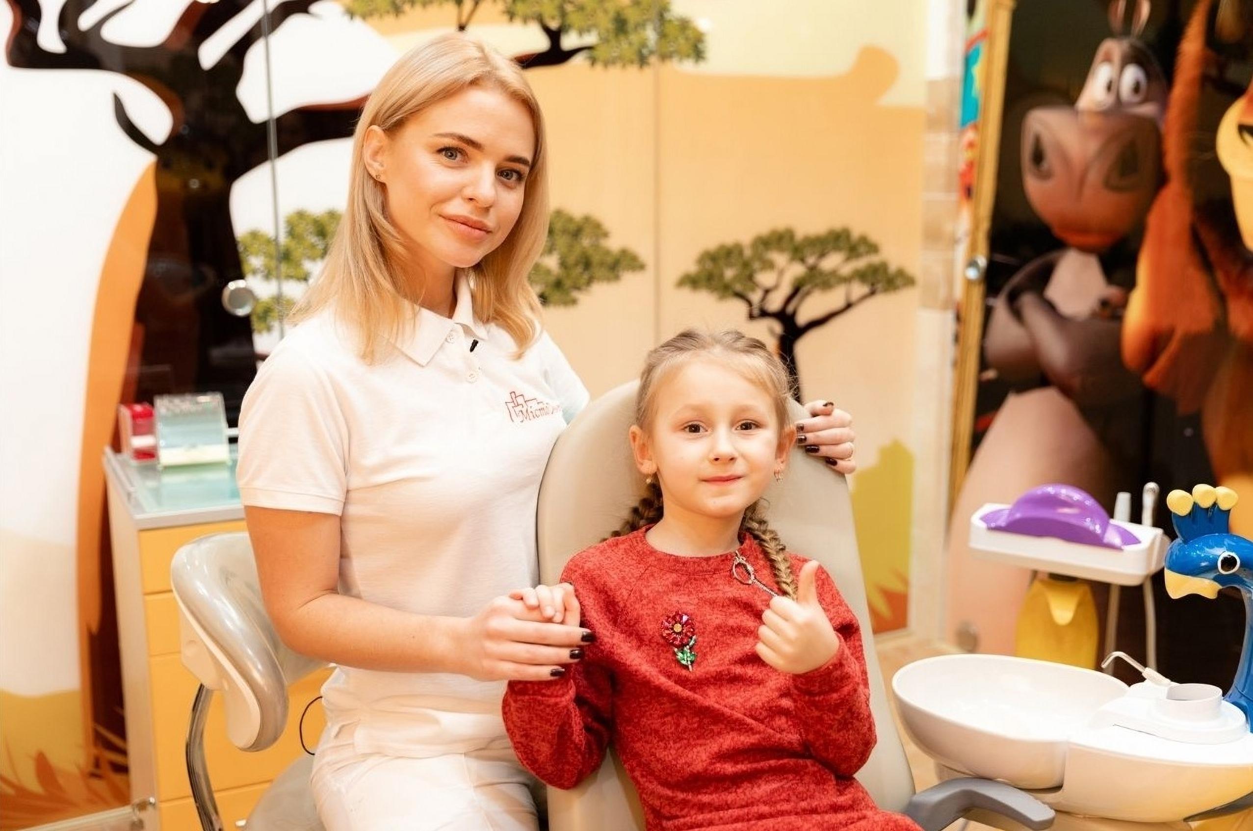 Children's Dentistry in Kharkov