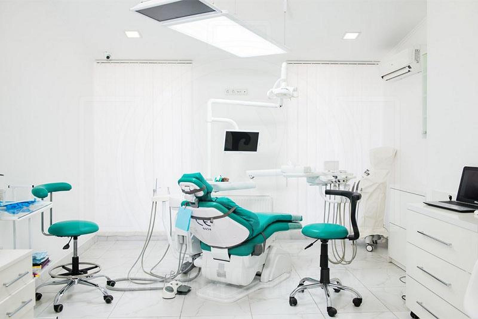 Dental office of Granddent Clinic in Odessa Ukraine