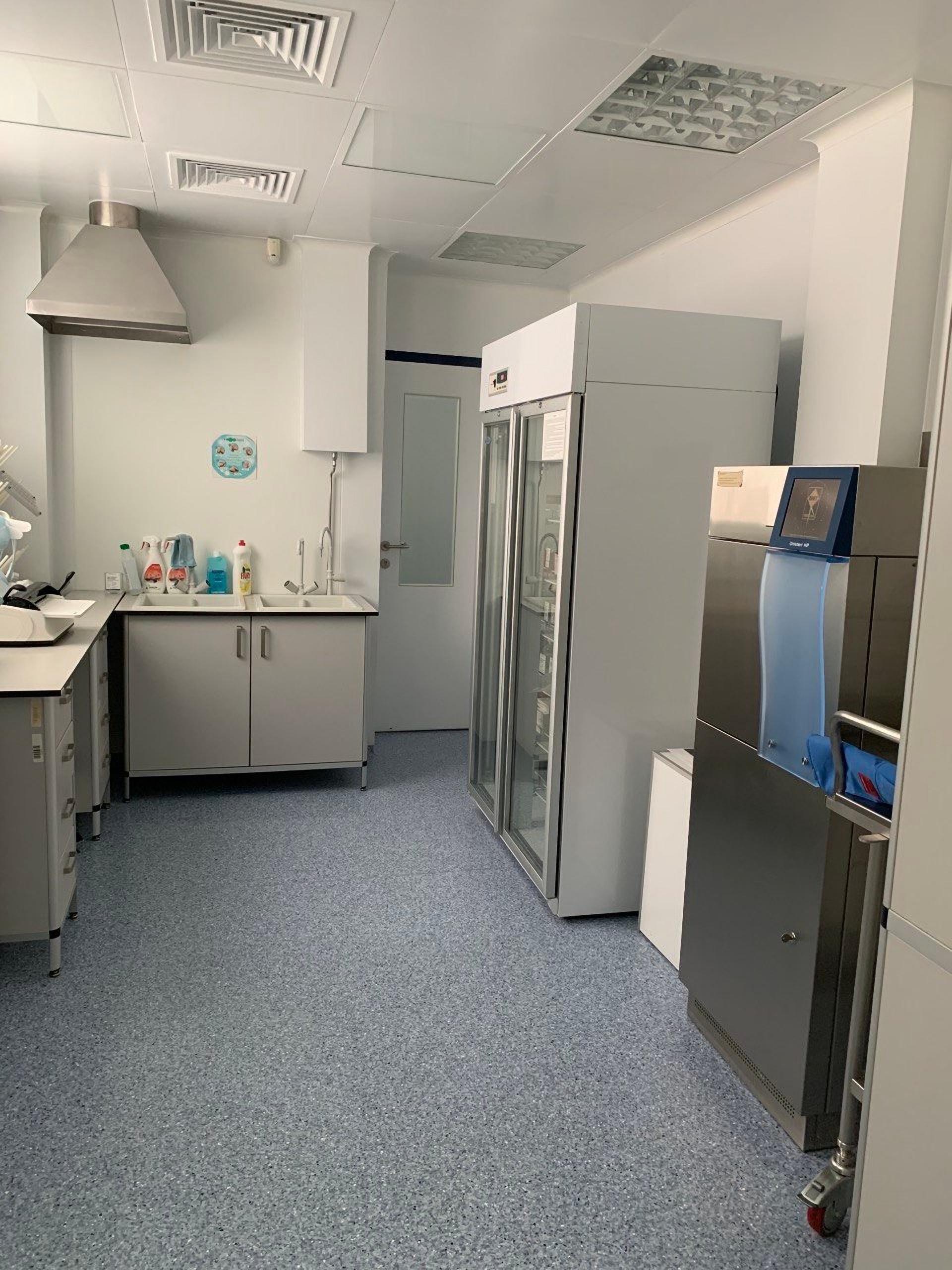 GOOD CELLS Clinic Laboratory