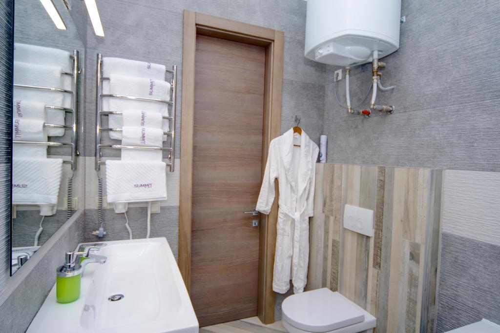 Bathroom at Summit Apart Hotel