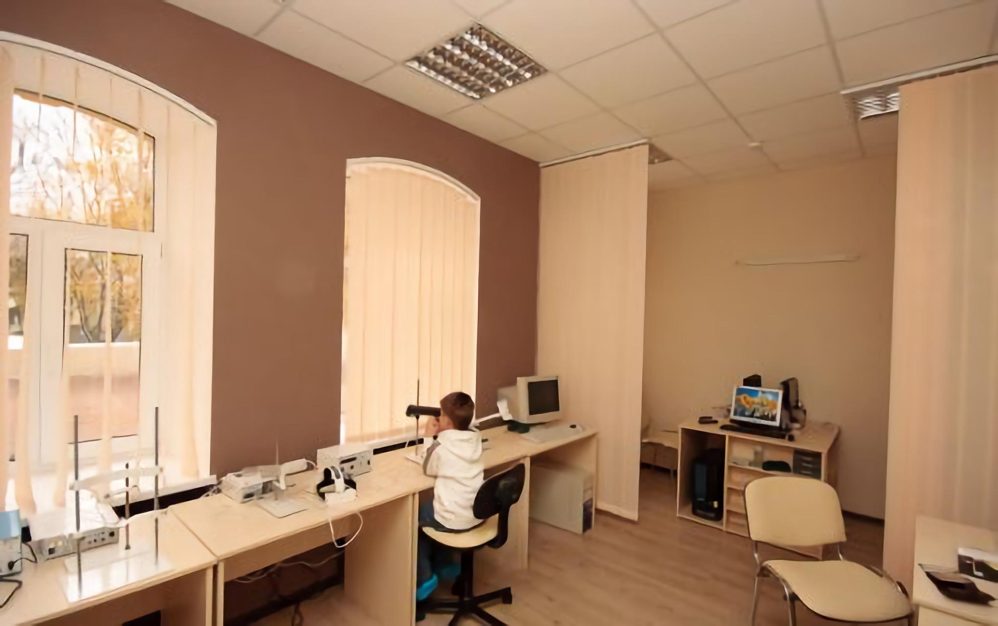 Children's ophthalmology in Kharkiv