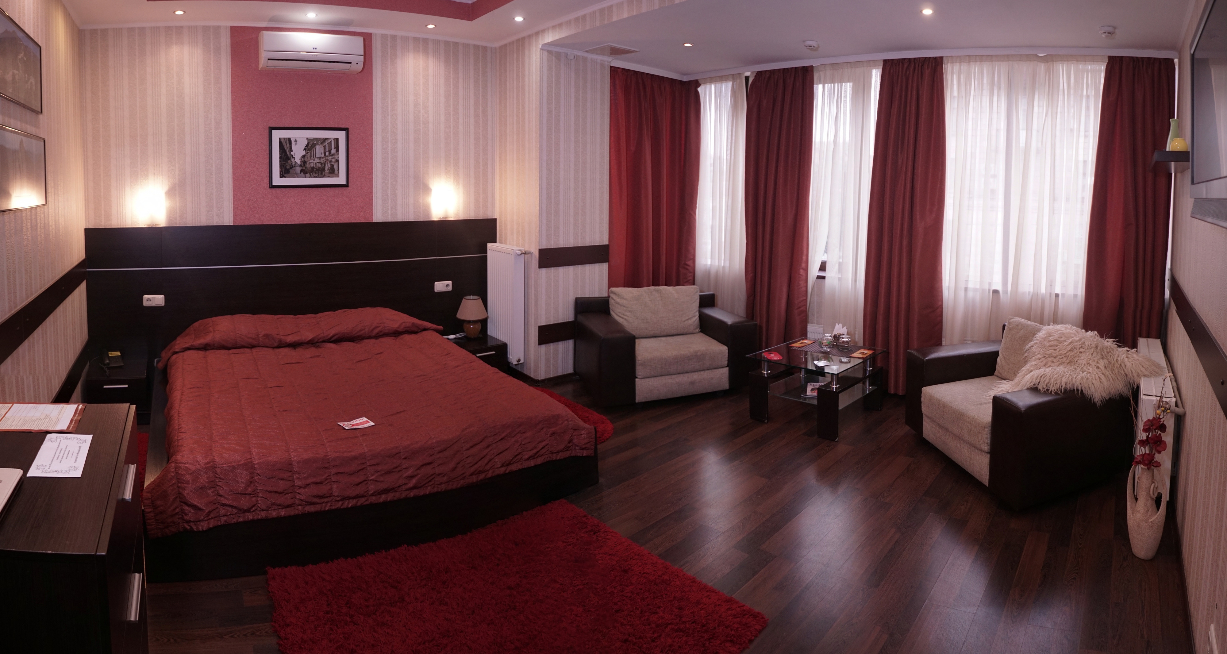 Double Room at Viva Hotel