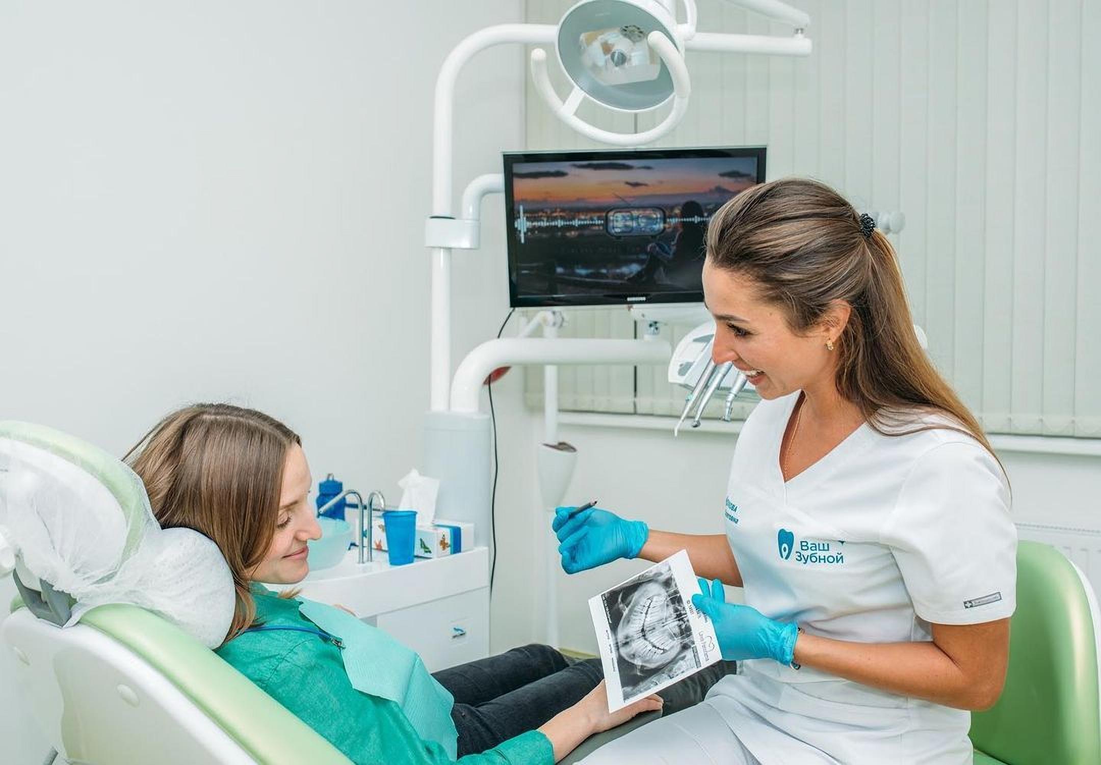 Dental Imaging at Your Dental Clinic in Odessa Ukraine