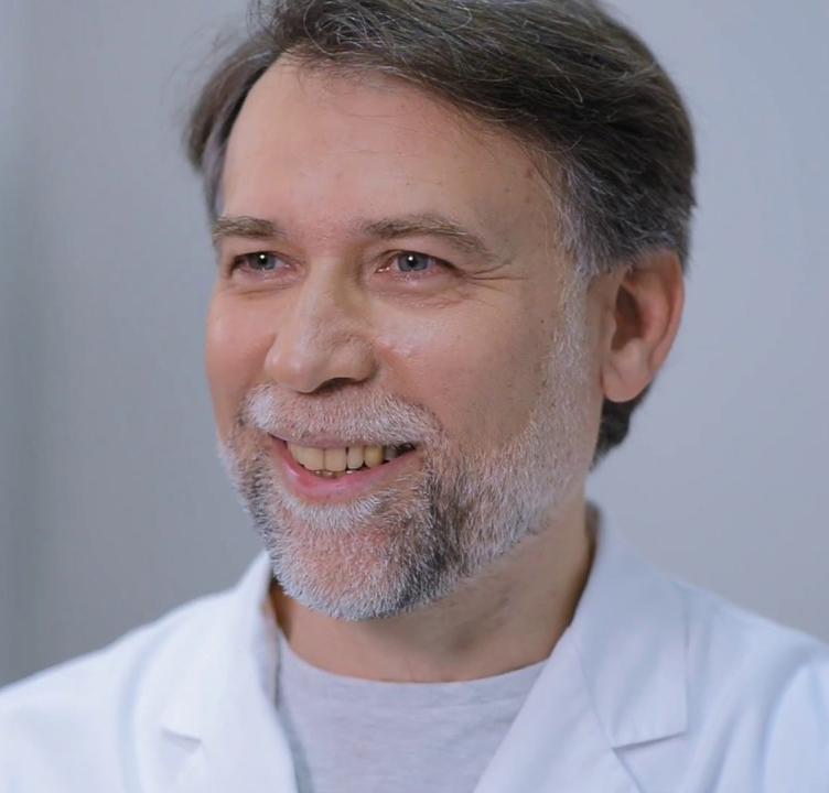 Belyi Mikhail Vladimirovich