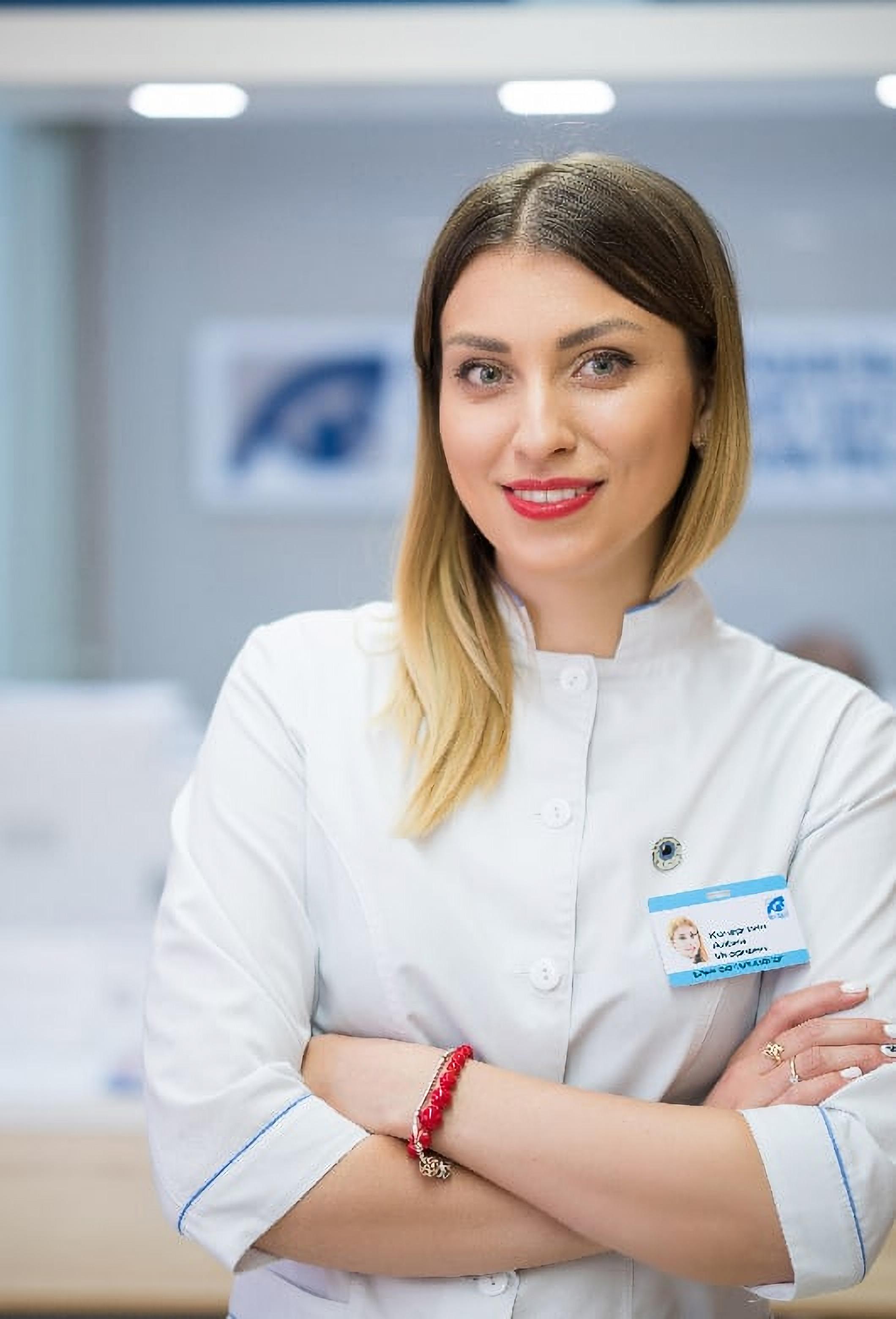 Kachanova Alyona Igorevna