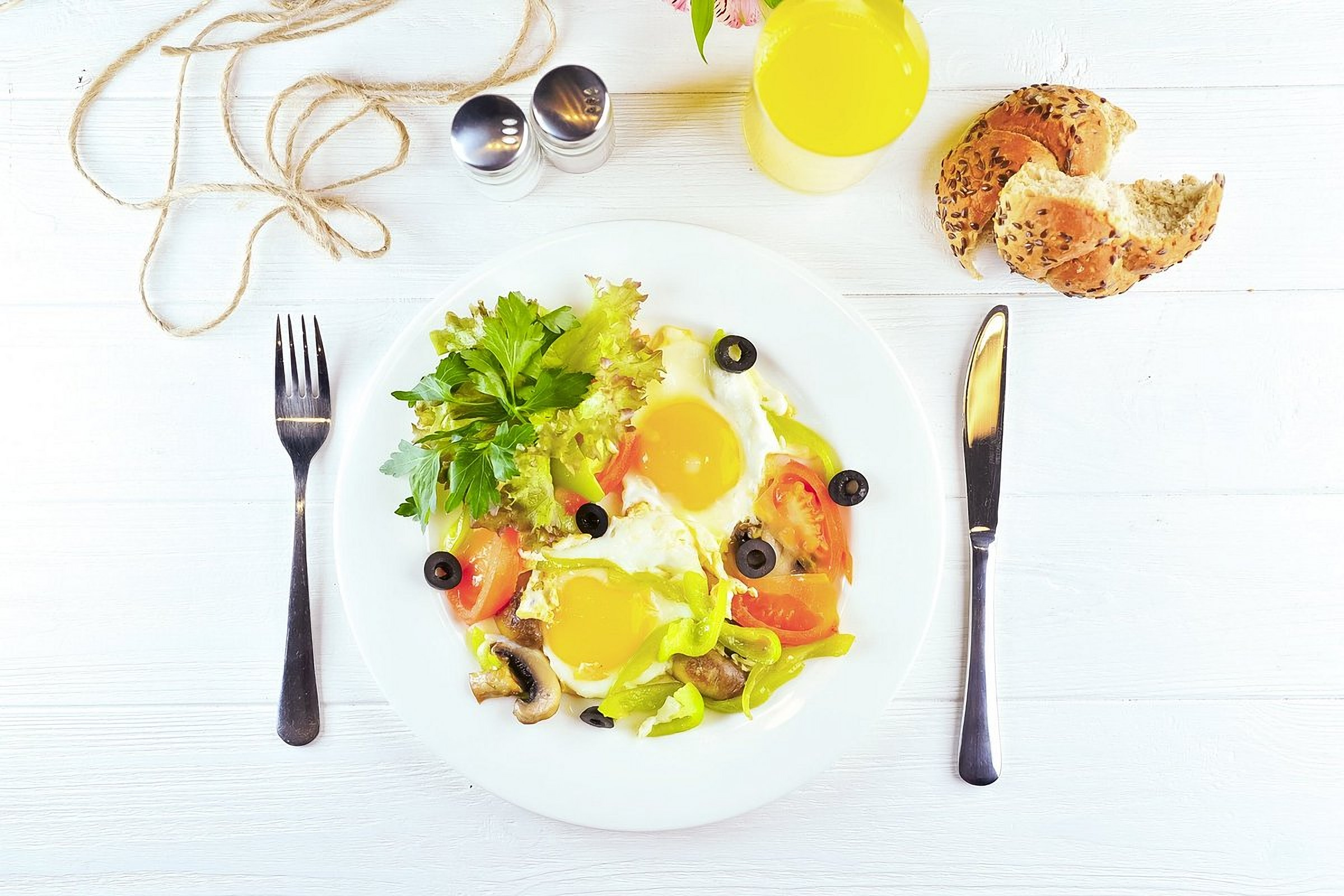Breakfast at the Wall Street Hotel Odessa Ukraine