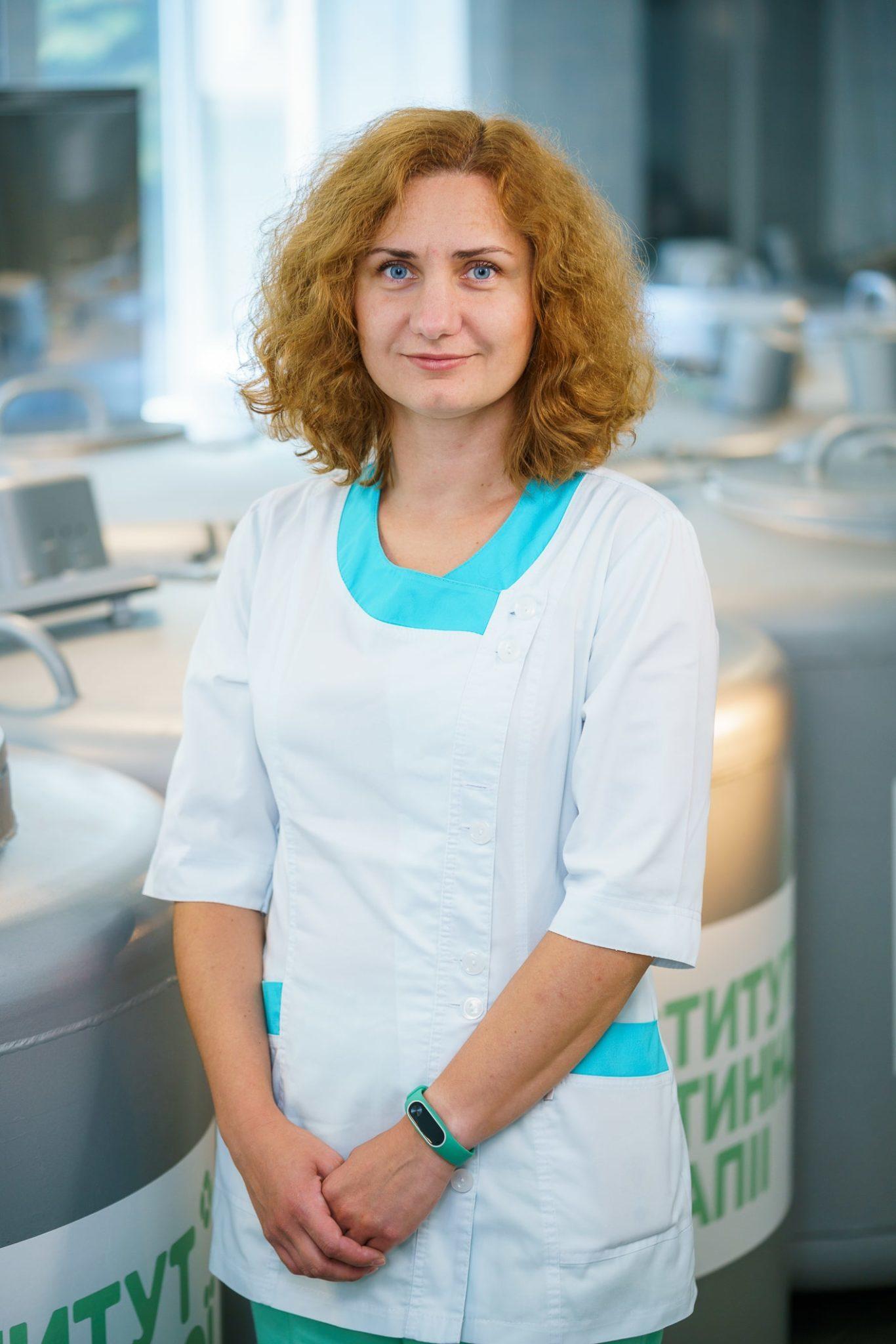 Bukreeva Tatiana Vasilyevna