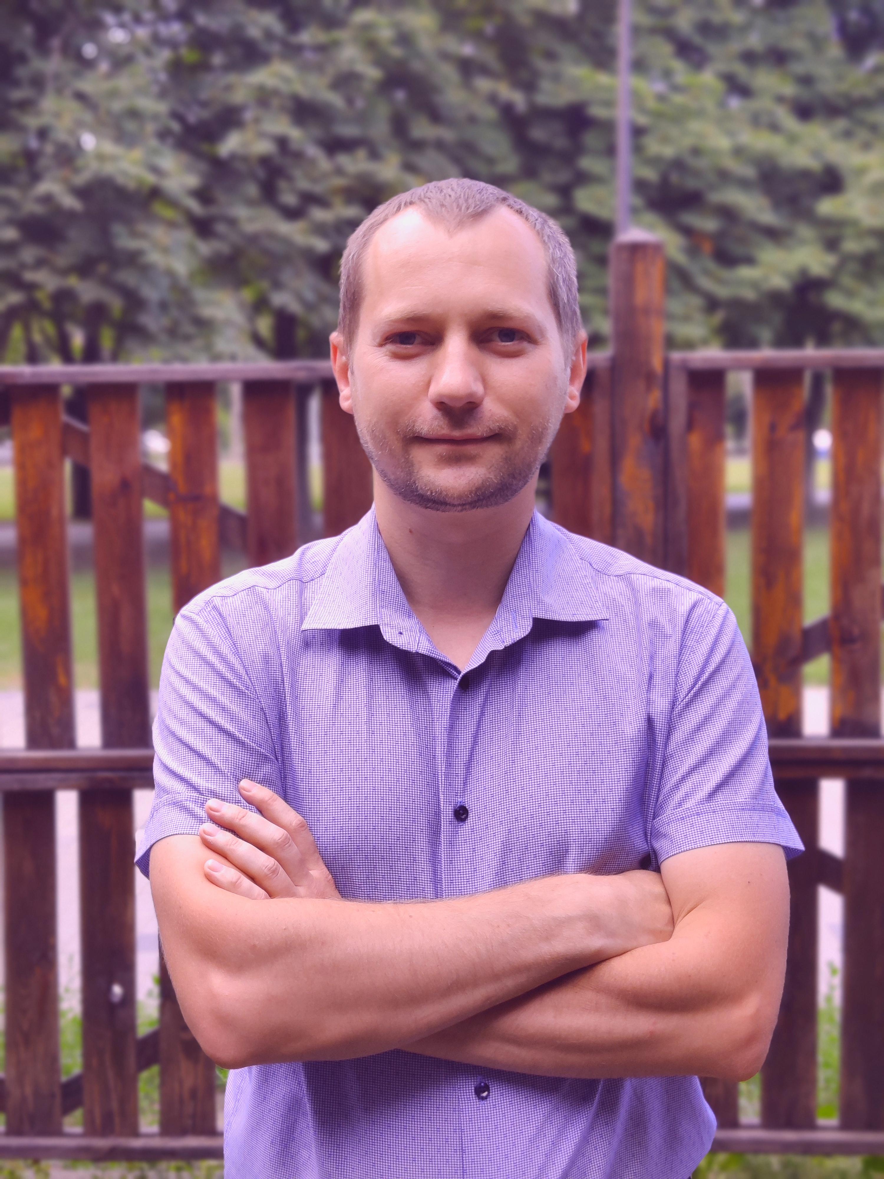 Dmytro Dolzhenko