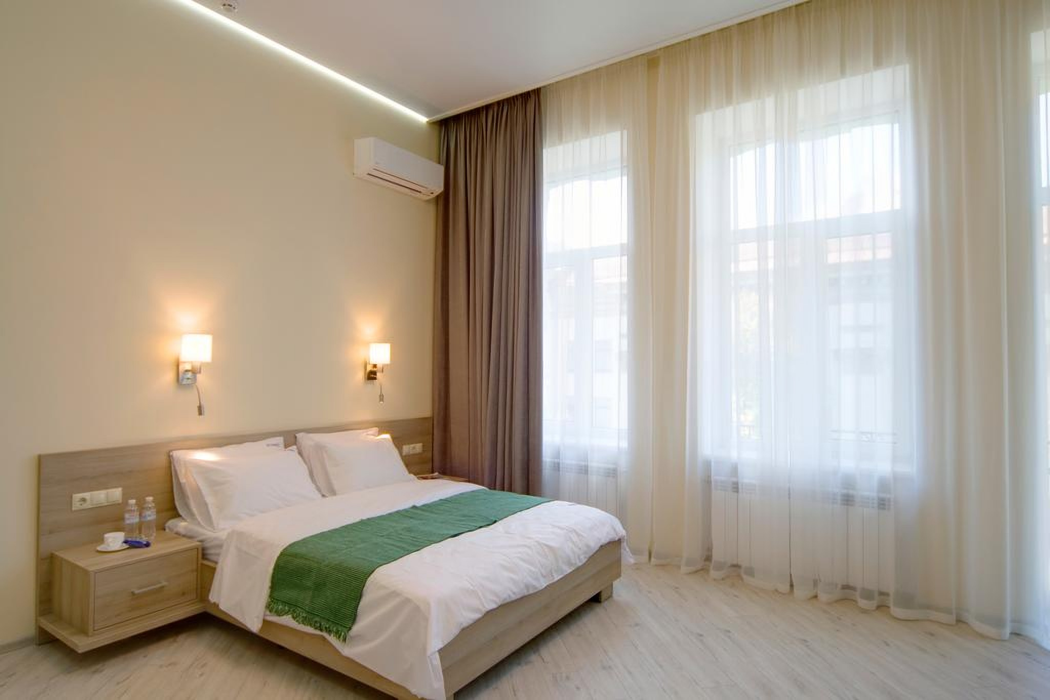 """Double room in a Hotel """"Summit Apart"""""""