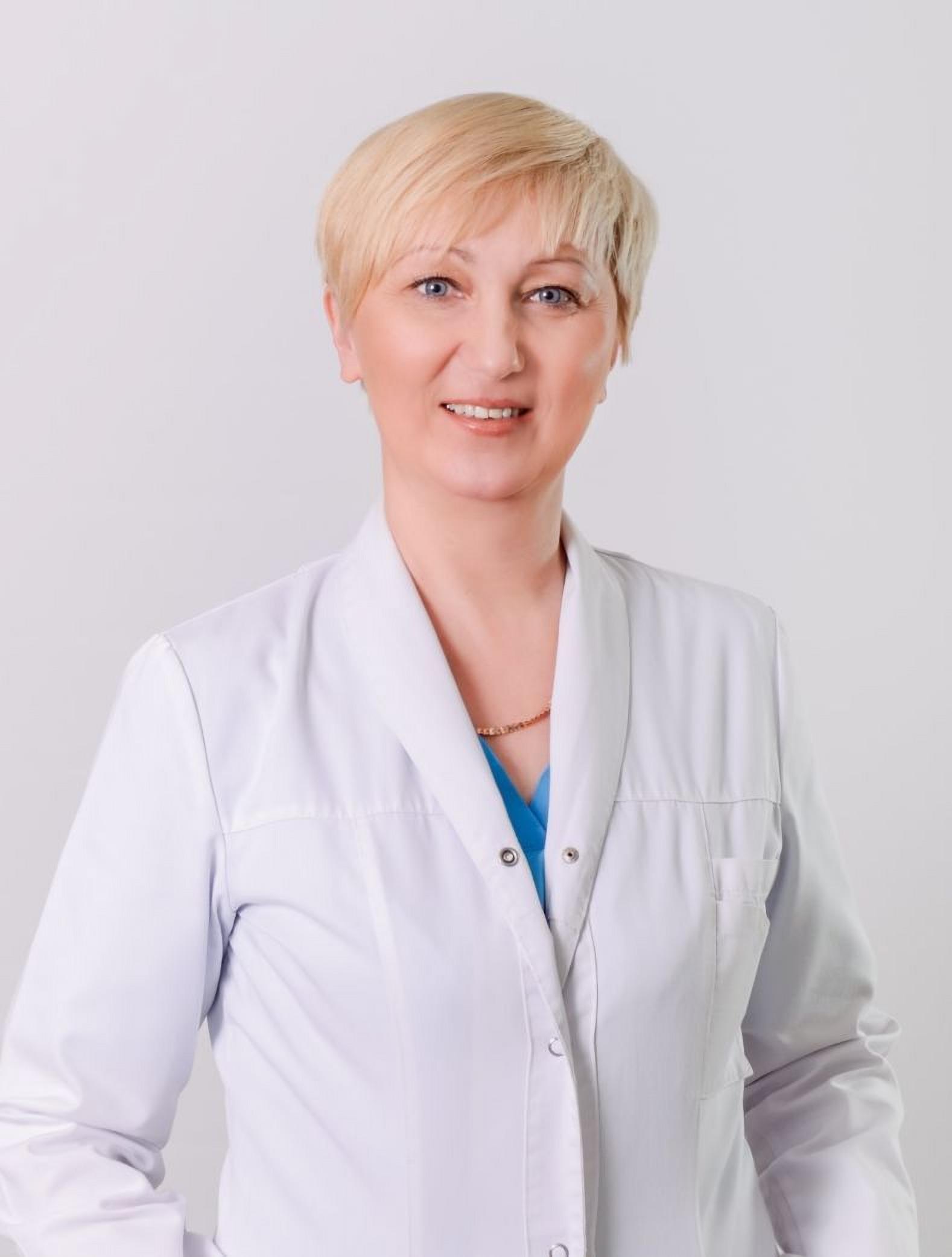 Borovik Olga Viktorovna