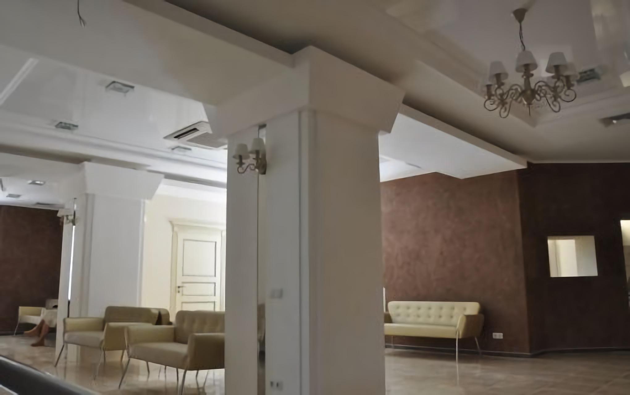 Novy Zir Clinic Hall in Kharkiv