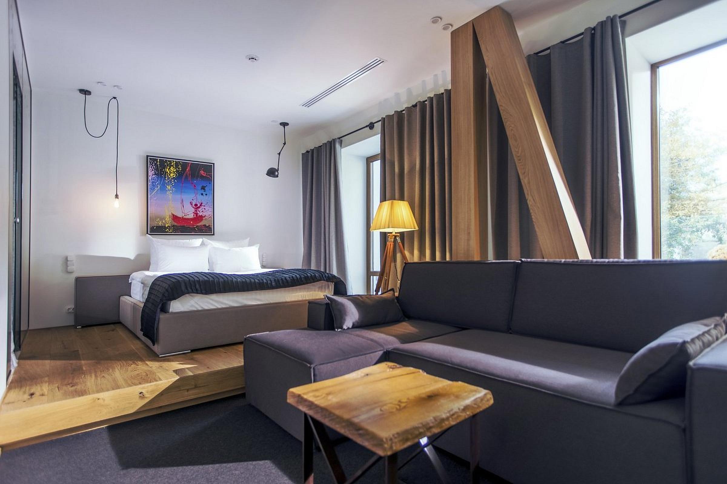 Suite at the Wall Street Hotel Odessa Ukraine