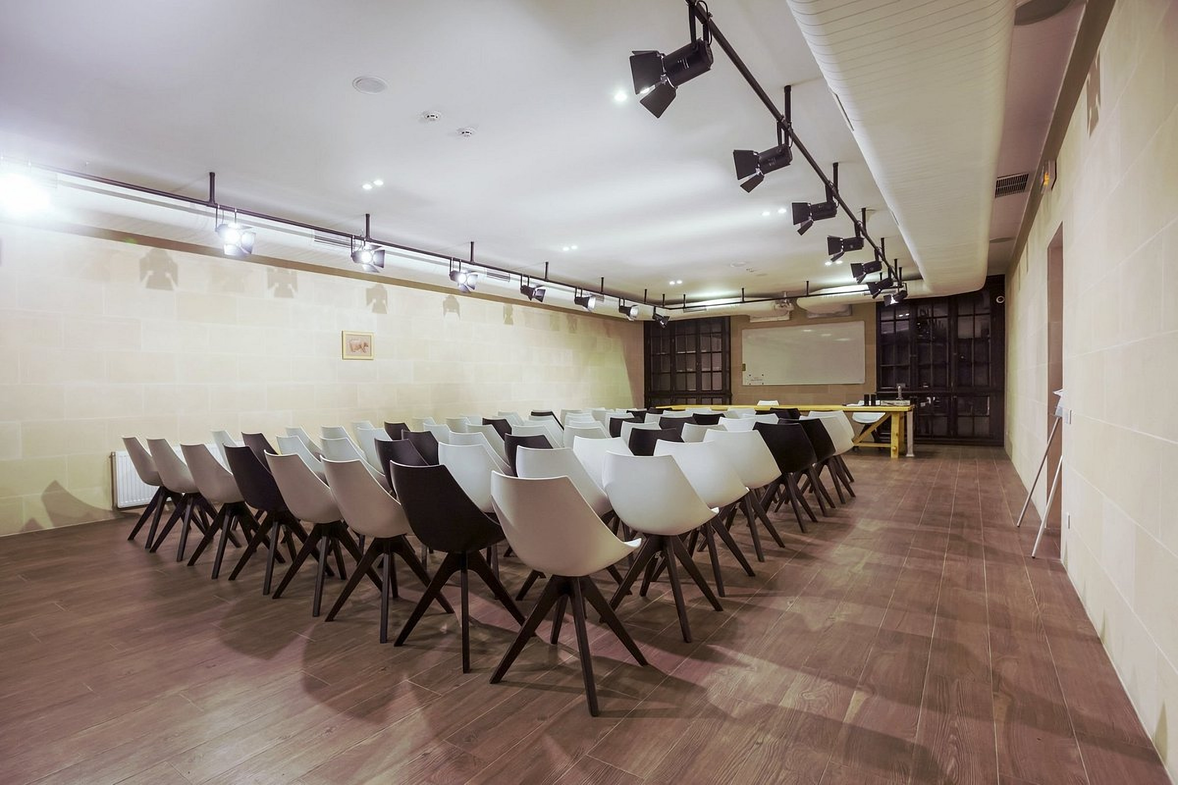 Conference room in the Wall Street Hotel Odessa Ukraine