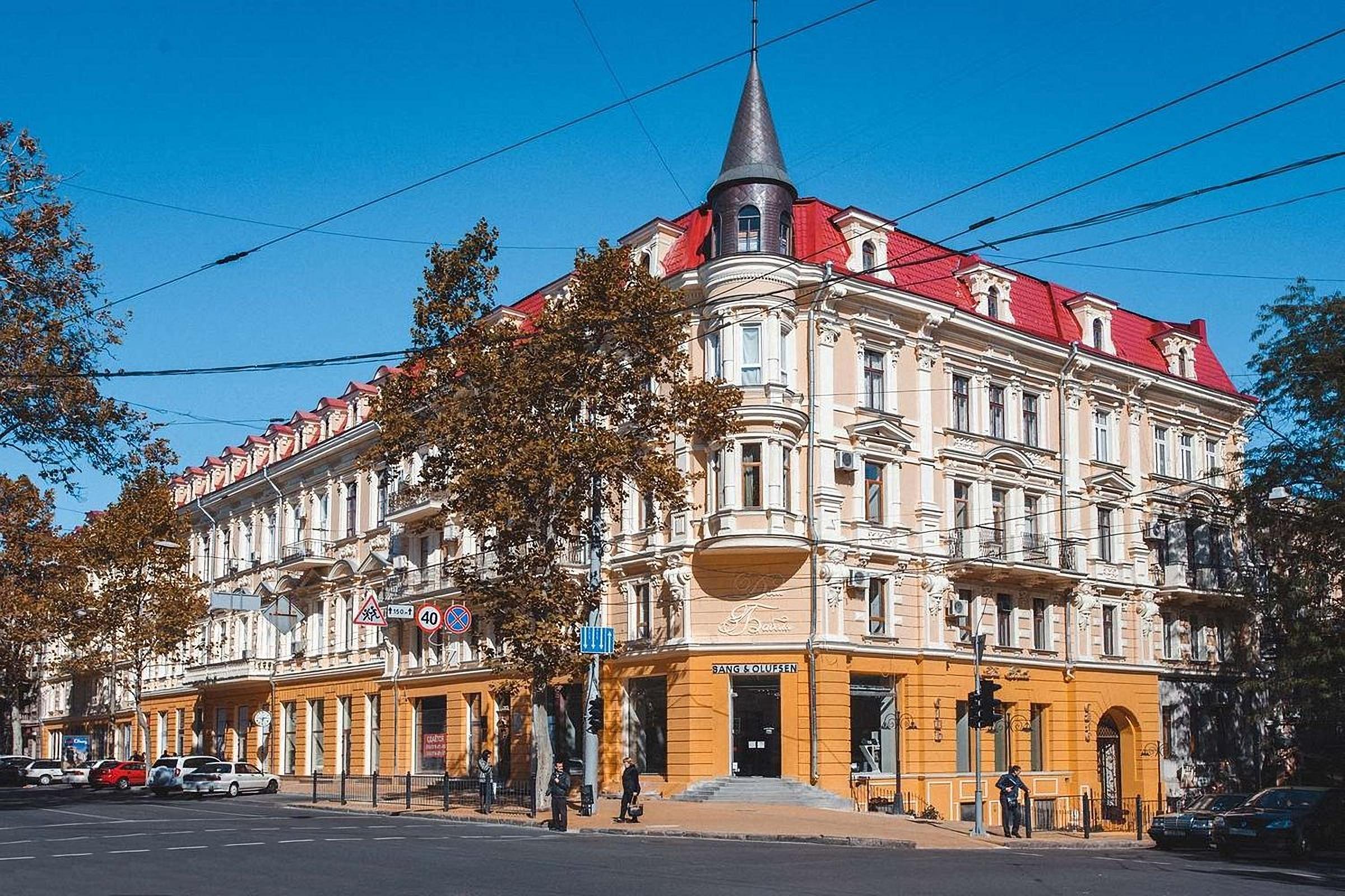 UNO Design Hotel Odessa Ukraine