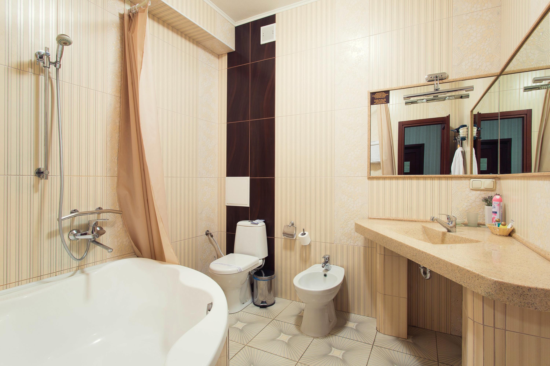 Bathroom at Hotel Viva