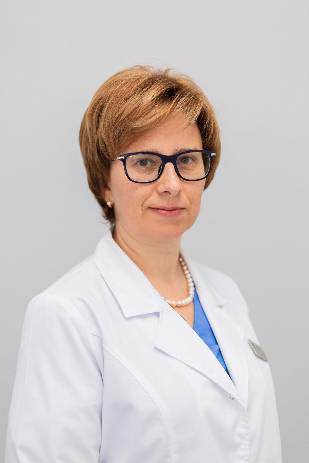 Petrenko Oksana Vasilyevna