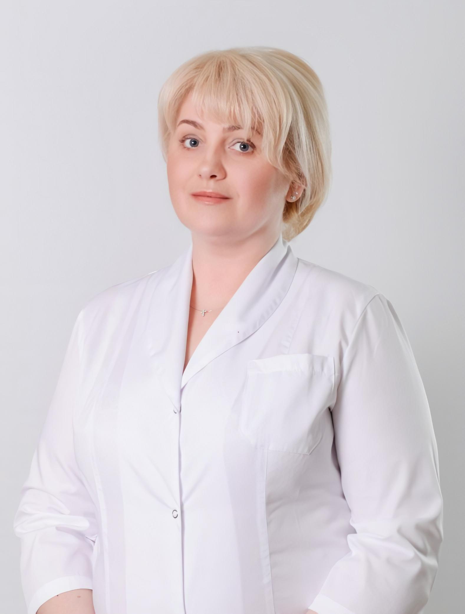 Molchanova Elena Aleksandrovna