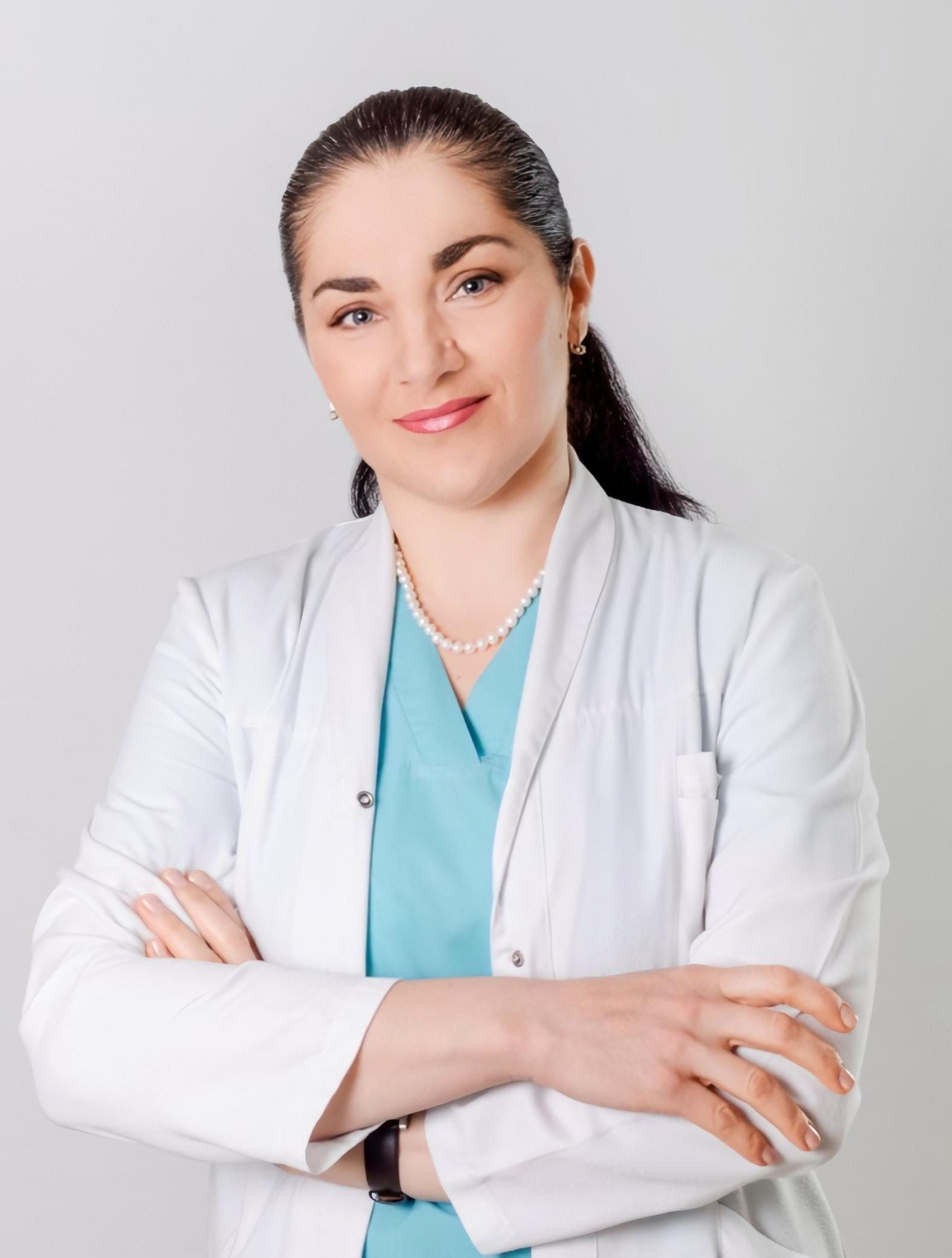 Plakhotnaya Oksana Valeryevna