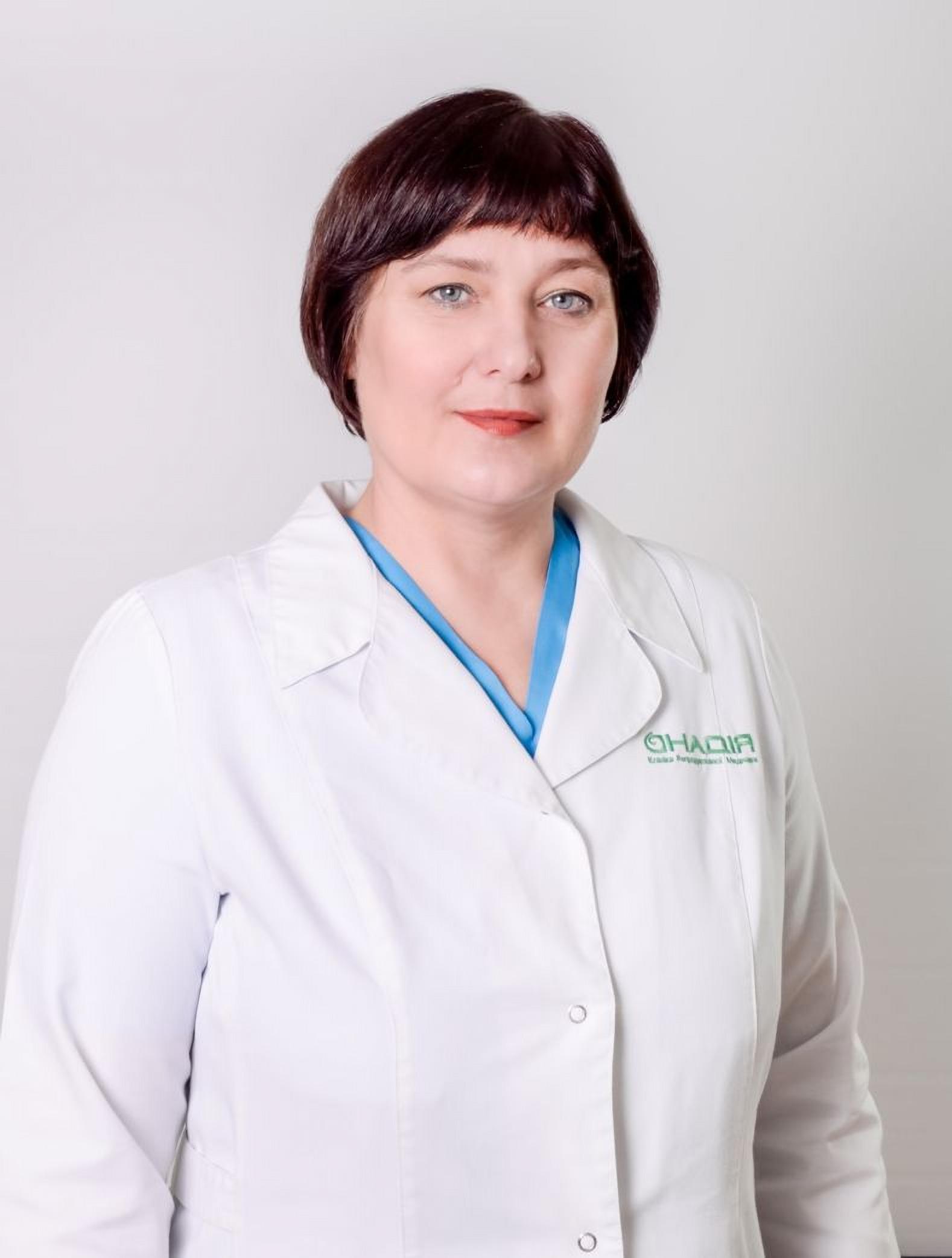 Semenyuk Lyudmila Stanislavovna