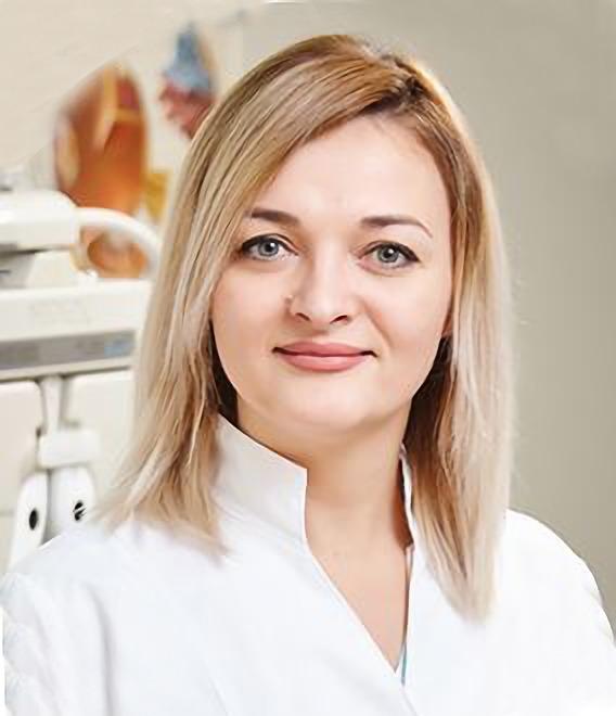 Levitskaya Tatiana Igorevna