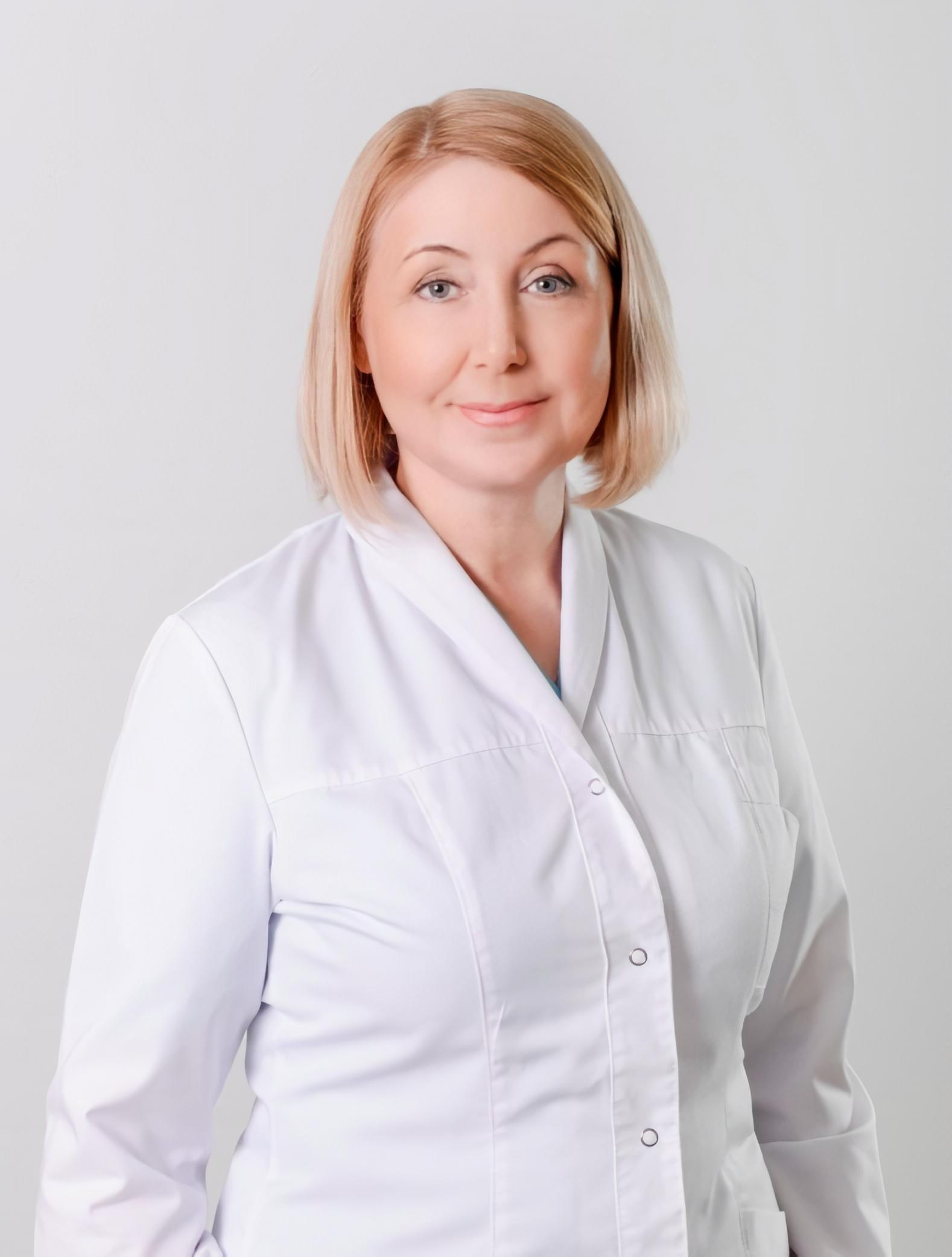 Zabolotina Irina Vladimirovna
